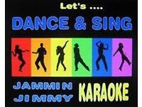 jammin jimmy now available for your karaoke disco night