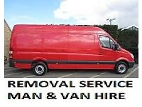 Cheap Moving Van Hire House Removal Furniture Man Van Hire Call 0739240