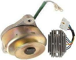 Alternator & Regulator Kit  Kubota Tractor B1550 B20 B5200 B6200 B7410