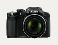 USED ONCE - $300 OBO - NIKON COOLPIX P510