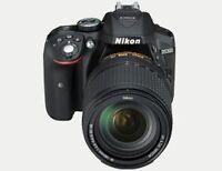 NIKON D5300 DSLR 24.2 Megapixels