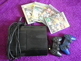 PS3  + Games For Sale! :) Invermay Launceston Area Preview