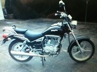 Lexmoto Arizona Motorbike