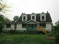 4.7 acres~Large home~hobby farm & granny suite potential~A deal