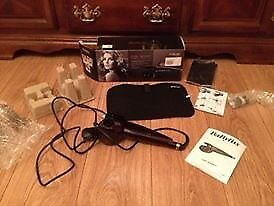* Babyliss Pro Perfect Hair Curler * Box and Instructions *