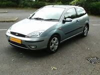 ford focus - 2005 - FULL YEARS MOT - £595 O.N.O