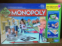 New  in Sealed pkg My monopoly- customize your token $10-