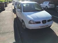 2004 SEAT AROSA,72 000 MILES,AUTOMATIC,PERFECT CITY CAR,READY TO GO
