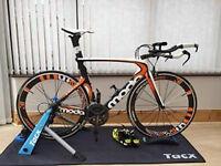 Moda Interval Triathlon / Road / Time Trial Bike Cycle