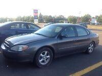 2002 Ford Taurus SE Standard Sedan BUY OR TRADE