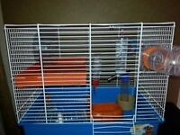 Hamster/ Gerbil Cage