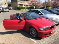 **BMW 318CI CONVERTIBLE NON-RUNNER FOR SALE**