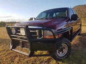 2002 Ford F250 Other Atherton Tablelands Preview
