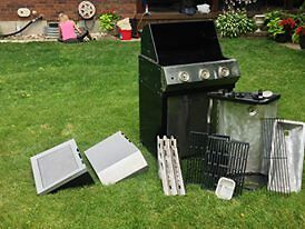 BBQ Cleaning Barbecue Service Stratford Kitchener Area image 1