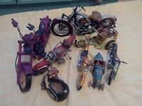 Motorcycle Collectible