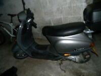piaggio 49cc moped