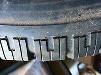 4 215/70/14 winter tires