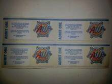 4 X Adventure World Tickets (ADMIT ONE) Brassall Ipswich City Preview