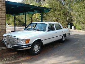 1975 Mercedes-Benz 280 SE W116 Sedan- Great source of parts! Netherby Mitcham Area Preview