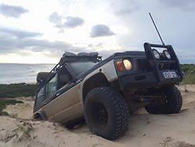 1992 Nissan Patrol Wagon Kununurra East Kimberley Area Preview