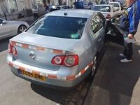 passat dec.2005, gearbox changed,engine changed uit 69000,parts of change for old engine free