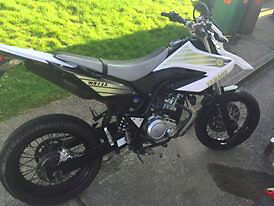 WR125X 61 PLATE