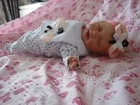 "Reborn doll ""Pippa"""