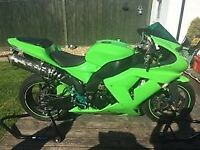 Kawasaki ZX10R D7F 2007 for sale £3800 O.N.O