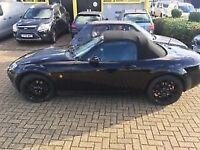 2007 Mazda MX-5 NC Sport 2.0 MK.3 Option Pack LSD - Black