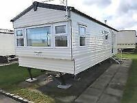 CHEAPEST SITED STATIC CARAVAN! LYONS ROBIN HOOD!