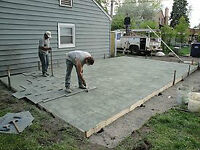 Patio, Driveways, Sidewallk Concrete Sale