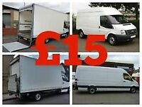 man and van Removal services van hire. HOUSE clearance RUBBISH clearance