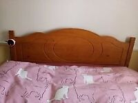 King Size bed with 4 double draws