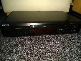 Sony 525 Dvd Cd player