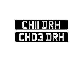 CHOUDRY Private Number Cherished Plate Reg Private Plate BMW & AUDI 786 Mercedes Tyre