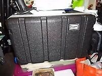 Westfield 6U ABS Rack Case with handle in very good condition
