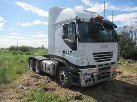 Iveco Starlis 550 2006 Prime Mover rent to own $507- per week Mount Druitt Blacktown Area Preview