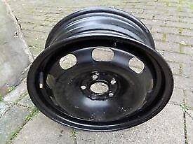 1x Golf Mark 4 IV Mk4 Steel Wheel