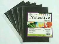 A3 PROTECTIVE NON STICK PORTFOLIO SLEEVES
