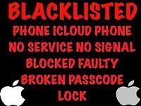 WANTED ICLOUD IPHONE 6,7,8,X IPAD CASH WAITING
