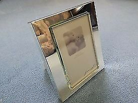 Mamas Papas Silver photo frame