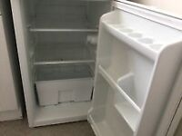 Two under counter fridges with freezer inside for repairs price ovno