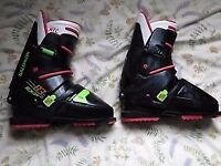 SALOMON SKI BOOT black