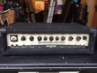 450W Behringer Bass Head! Bargain!