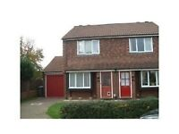 2 bed house in Calcot, unfurnished, avail now- RB ESTATES 0118 9597788