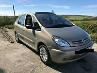 Citroën xsara picasso hdi exclusive