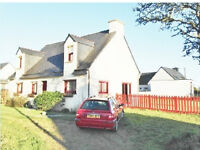 Large Detached House 3km to sea and local cycleway. Near shops/markets in Erdeven, South Brittany