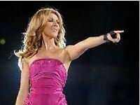 VIP Celine Dion Tickets
