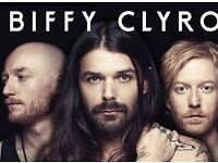 Biffy Clyro 1 Ticket