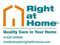 Home care worker - Care Certificate trained